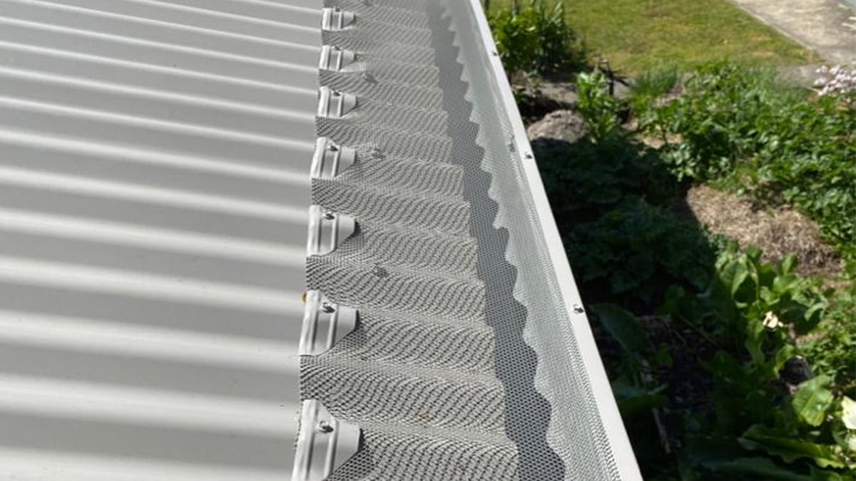 Metal Gutter Guards